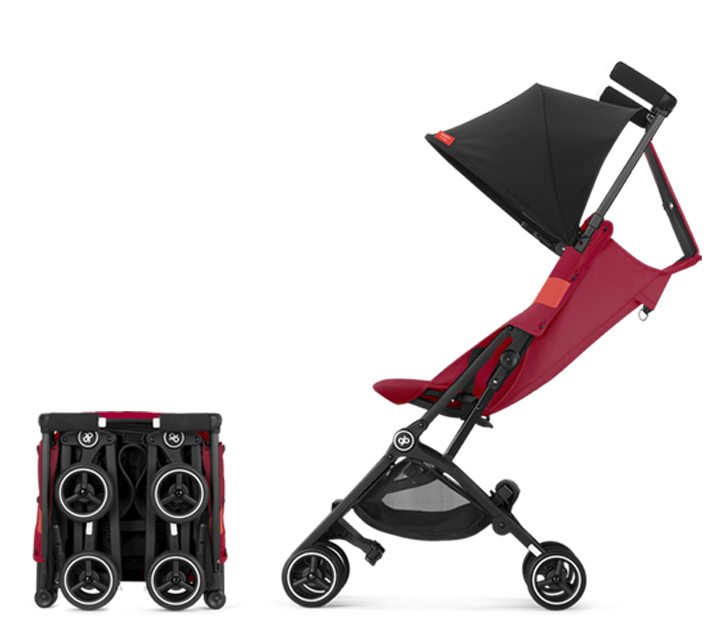 pockit plus rose red all terrain INFORMATION